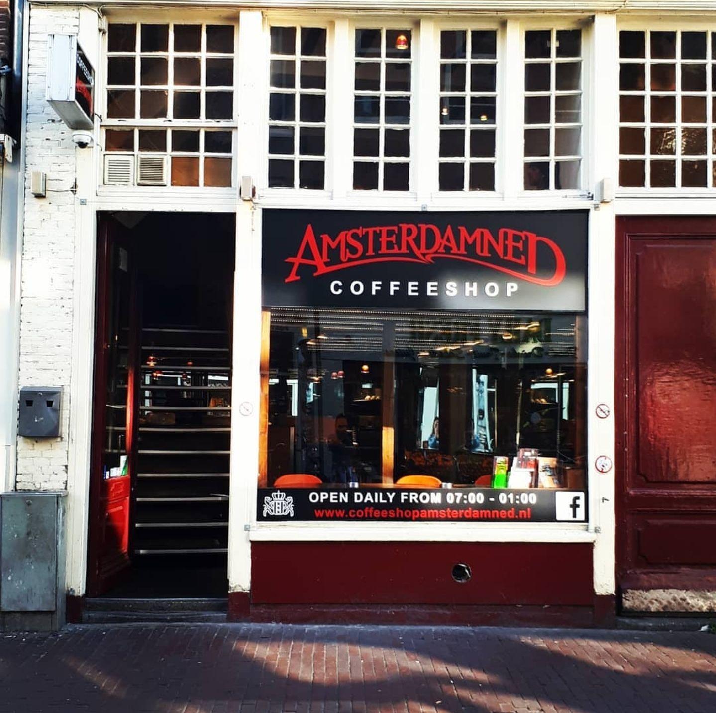 Amsterdamned Amsterdam