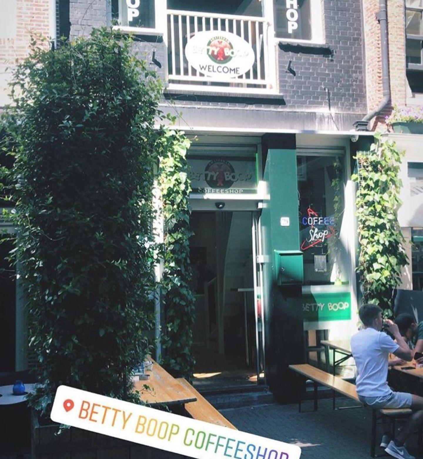 Betty Boop Amsterdam
