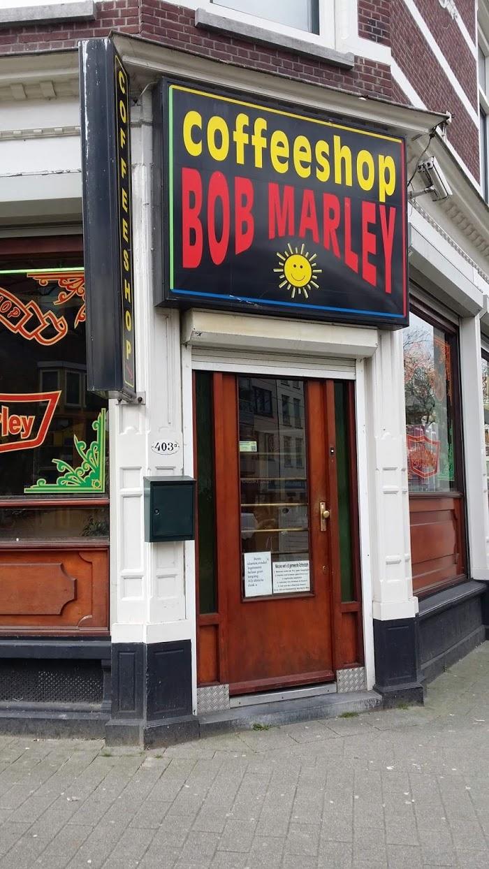 Bob Marley Rotterdam