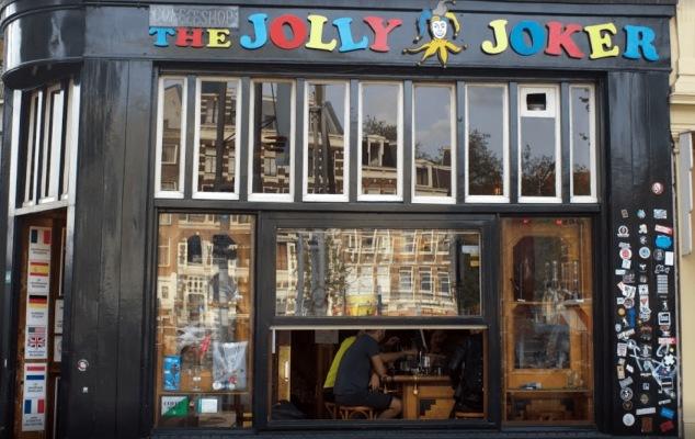 De Jolly Joker Amsterdam