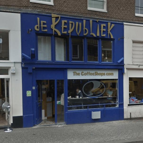 De Republiek Amsterdam