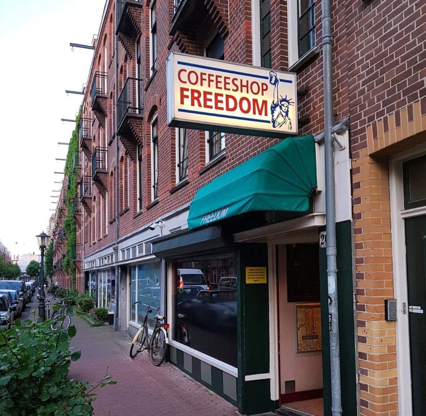 Freedom Amsterdam