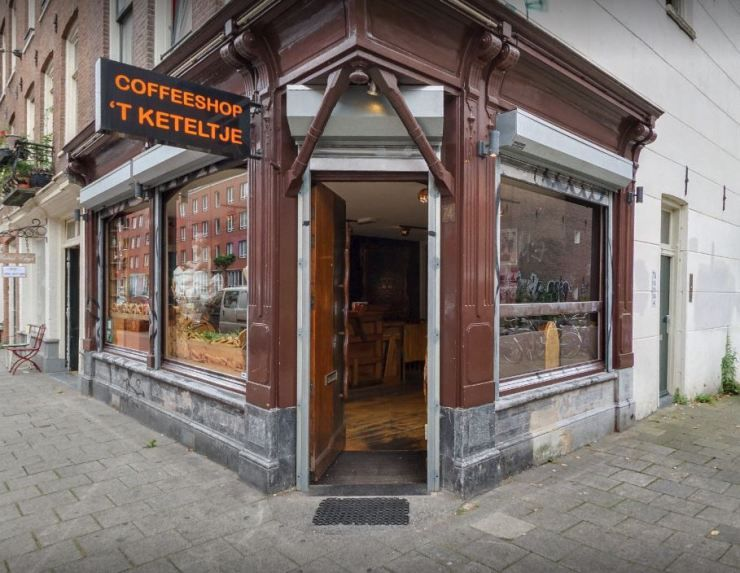 Het Keteltje Amsterdam