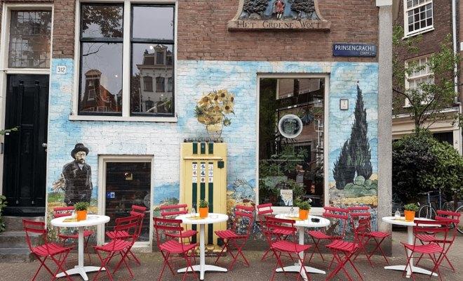 La Tertulia Amsterdam