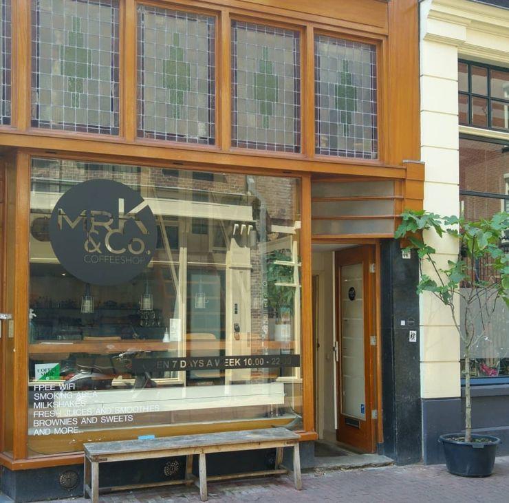 Mr K & Co Amsterdam