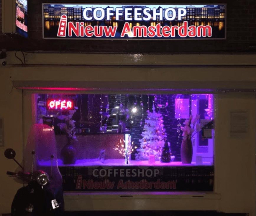 New Amsterdam Amsterdam