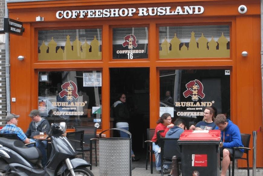 Rusland Amsterdam