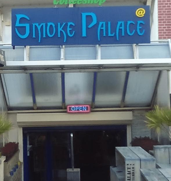 Smoke Palace Amsterdam