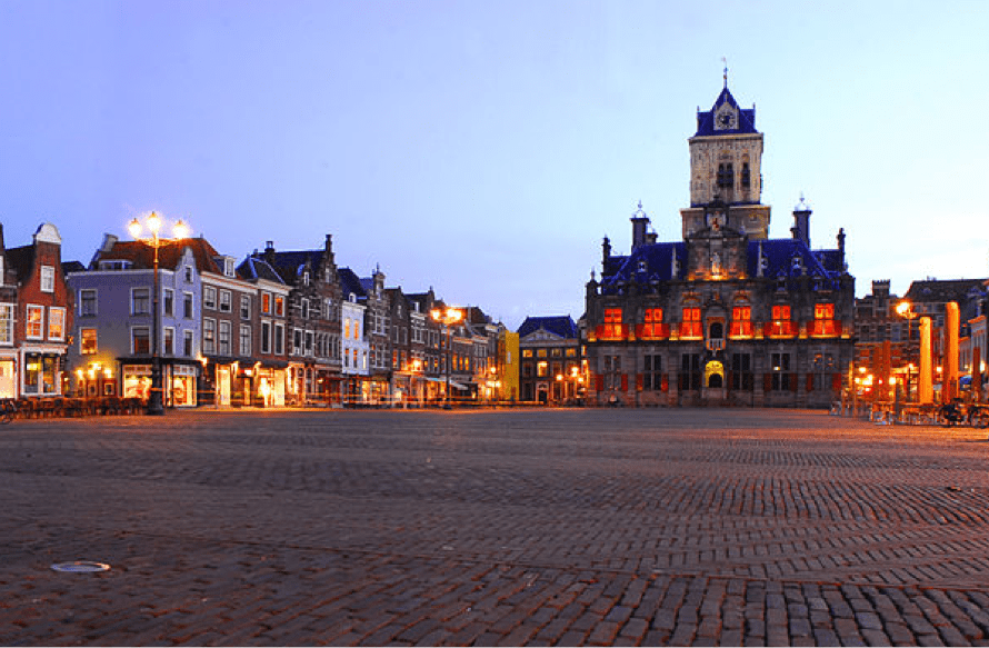 Coffeeshops in Delft