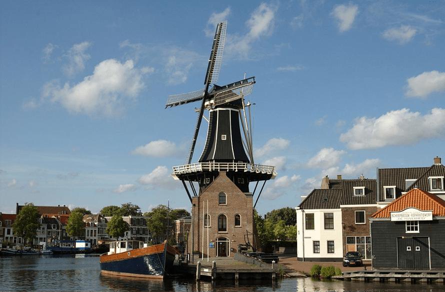 Coffeeshops in Haarlem