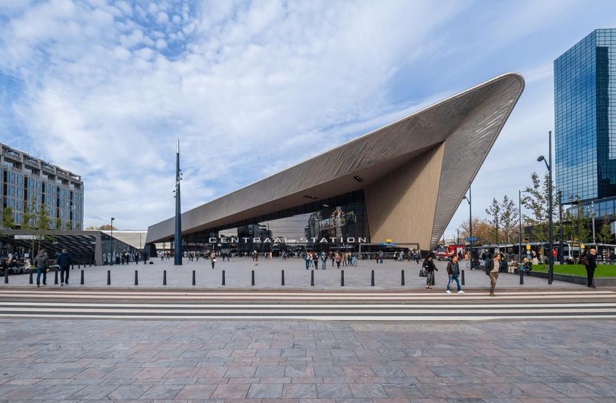 Coffeeshops in Rotterdam