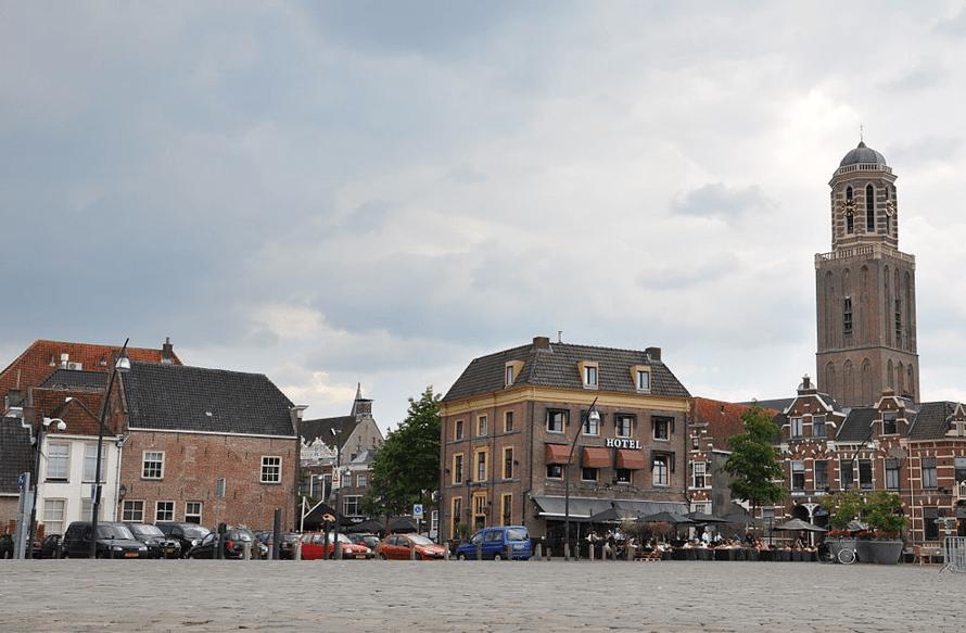 Coffeeshops in Zwolle